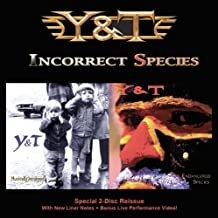 Incorrect Species by Y&t (2008-05-20)