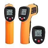 OOLIFENG Senza Contatto Digitale Laser Termometro A Infrarossi IR Pistola Termica -50℃ ~ 420℃ (-58℉ ~ 788℉) Per Cucinando Forno E Caramella