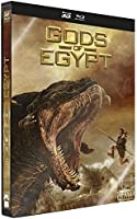 Gods Of Egypt - Edition Steelbook [Combo Blu-ray 3D + Blu-ray - Édition boîtier SteelBook] [Combo Blu-ray 3D + Blu-ray - Édition boîtier SteelBook]