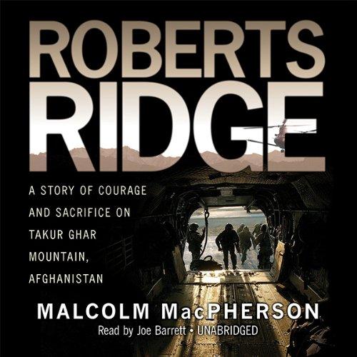 Roberts Ridge  Audiolibri