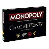 Winning Moves WM024389 - Monopoly Game of Thrones