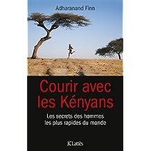 Courir avec les Kényans