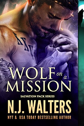 Wolf on a Mission (Salvation Series)