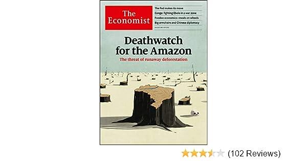 The Economist - UK Edition: Amazon co uk: Kindle Store