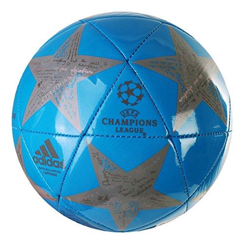 adidas Finale16 Cap - Balón de fútbol, color azul, talla 5