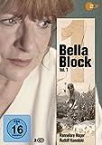 Bella Block - Vol. 1 (2 DVDs) - HanneloreHoger, RudolfKowalski, DevidStriesow, SamuelFinzi, HansjürgenHürrig