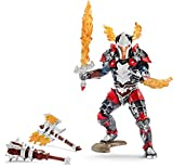 SCHLEICH 70122 - Drachenritter Held mit Waffen