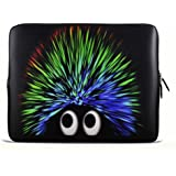 ChaoDa Igel Hülle / Tasche / Sleeve für 15,2-19,9cm (6-7,85Zoll) Tablets wie Apple iPad Mini, Samsung Galaxy Tab P3100 / P6200, Kindle Paperwhite / Touch / Fire / Fire HD, Acer Iconia A100, Google Nexus 7, Barnes and Noble Noble Nook Color