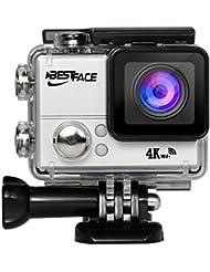 BestFace® Sports Action Camera 4K Ultra HD WiFi HDMI 2.0