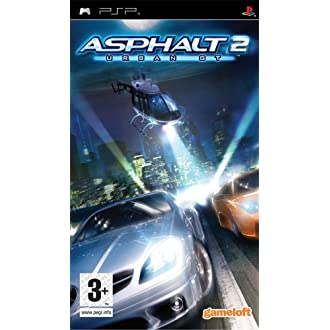Asphalt Urban GT 2 (PSP)