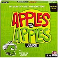 Apples to Apples Junior - The Game of Crazy Comparisons!