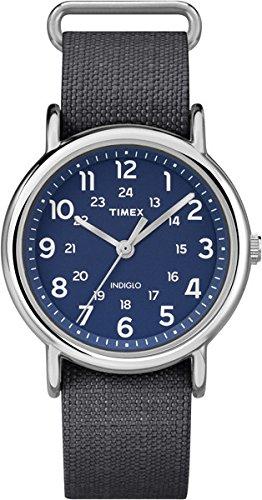 Timex-Unisex-reloj-Timex-analgico-de-cuarzo-de-viaje-o-de-rip-stop-nylon-TW2P65700