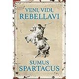 """Blechschild """"Spartacus"""""""
