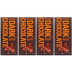 Amul 55% Cocoa Dark Chocolate Bar