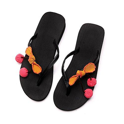 FLYRCX Spiaggia Spiaggia di pantofole ladies estate sandali da spiaggia b