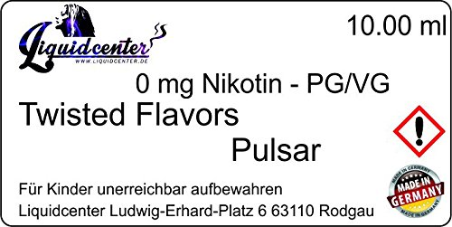 Twisted Flavor - Pulsar Aroma 10 ml