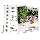 smartbox - Cofanetto Regalo - Cena per Due Persone a I Sofà Bar Restaurant & Roof Terrace a Roma - Idee Regalo - Cena per Due Persone a I Sofà Bar Restaurant & Roof Terrace a Roma