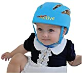 #5: Infant Baby Toddler Safety Helmet Hat (Blue)