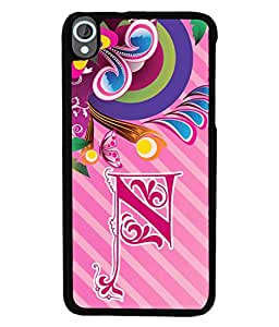 PrintVisa Designer Back Case Cover for HTC Desire 820 :: HTC Desire 820 Dual Sim :: HTC Desire 820S Dual Sim :: HTC Desire 820Q Dual Sim :: HTC Desire 820G+ Dual Sim (Jaipur Rajasthan Tribal Azitec Mobiles Indian Traditional Wooden)