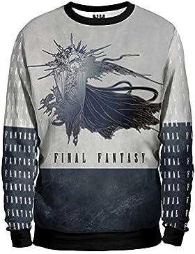 Noorhero - Felpa Uomo - Final Fantasy