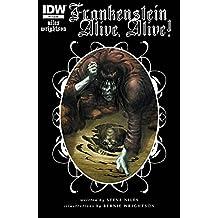 Frankenstein Alive, Alive! #1
