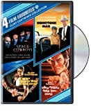 4 Film Favorites: Clint Eastwood (Space Cowboys, Honkytonk Man, Every Which Way But...