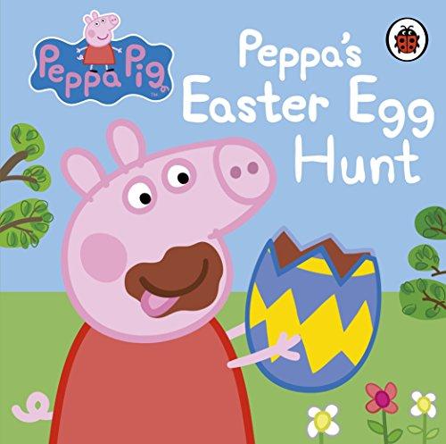 Peppa Pig: Peppa's Easter Egg Hunt por Ladybird