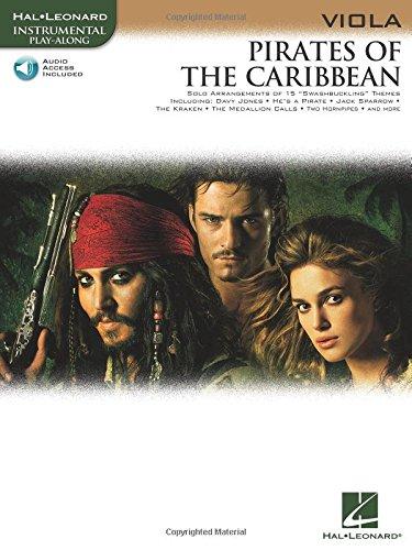 Pirates of the caribbean (viola) alto+enregistrements online (Hal Leonard Instrumental Play-Along)