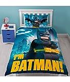 Best Set Asciugamani batman Bath - Super Hero DC Comic personaggio Lego Batman reversibile Review