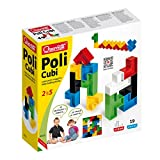 Quercetti 4015 Poli Cubi Prima Infanzia