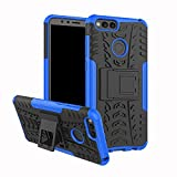 xinyunew Huawei Y6 2018 Case, 360° Full Body PC 2 in 1
