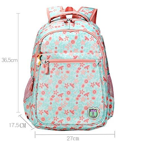 Protegge lo zaino ridge ,borsa casual di moda-C C