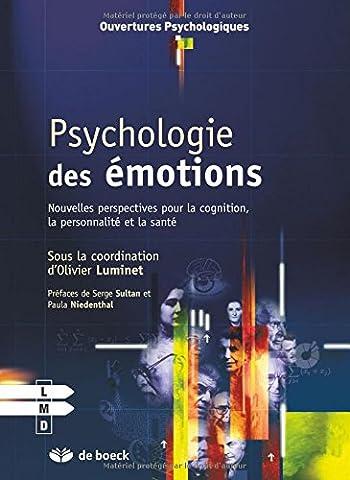 Psychologie des