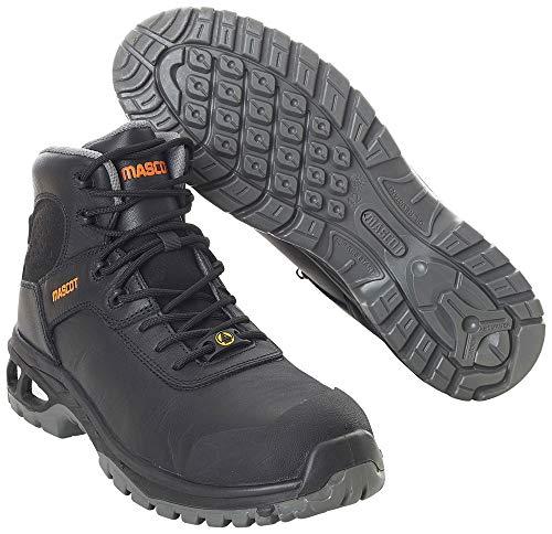 Mascot Sicherheitsstiefel S3 Arbeitsschuhe F0135-902 - Footwear Energy Herren 47 EU Schwarz