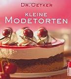 Dr. Oetker - kleine Modetorten