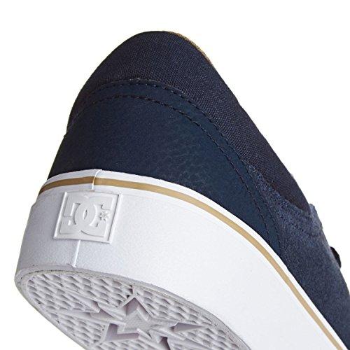 Hombre Zapatos Marino Dc Azules Zapatillas De Camello Trase Deporte Azul Bajo Sd gvHqv5n8