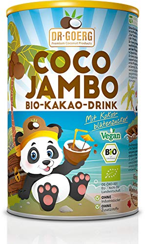 Dr. Goerg Bio Coco Jambo Kakao-Drink (6 x 500 gr)