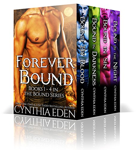 Forever Bound (A Vampire And Werewolf Romance Anthology) (Bound - Vampire & Werewolf Romance) (English Edition)