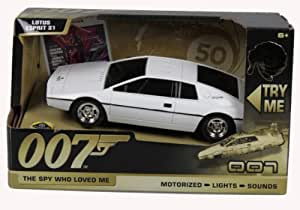 James Bond 50th Anniversary Lotus Esprit, 15cm--The Spy Who Loved Me