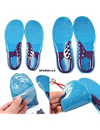 Ultra Soft Gel Insoles for Walking & Running