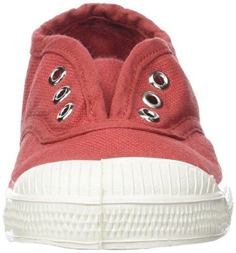 Bensimon  Tennis Elly Enfant,  Sneaker unisex bambino Rouge (Rouge)