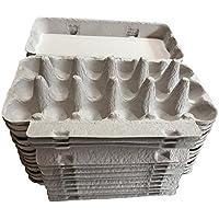 Lote de 50 cajas para los huevos de codorniz de cartón