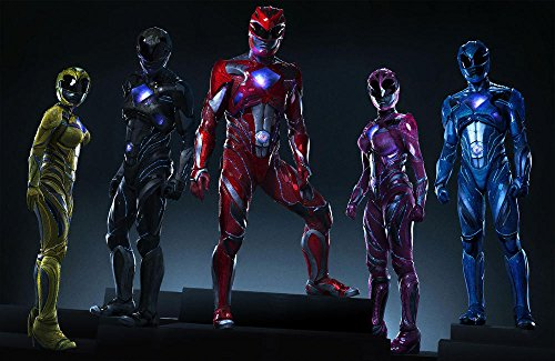 Image de Power Rangers [Blu-ray]