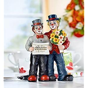 Gilde Clown Herzlichen Glückwunsch 10190