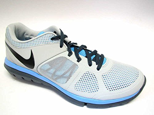 Nike Flex 2014 Run MSL Men Laufschuhe grey mist-black-lakeside-classic charcoal - 42