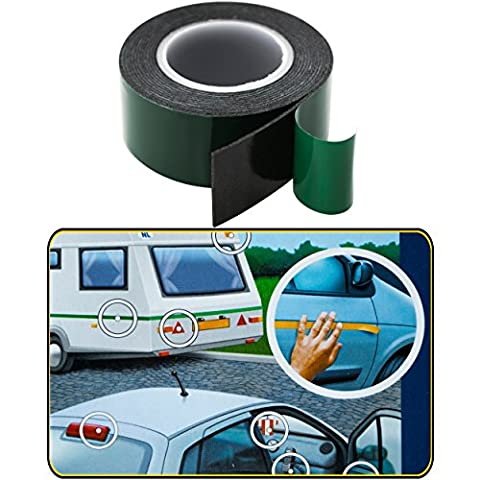 Double Sided Self Adhesive Foam Tape For Interior And Exterior