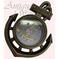 Antiques World Ship's Nautical Collectible Vintage C.Plath Germany Antique Anchor Look Hamburg Clinometer AWUSAAH 01