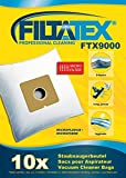 10 x FILTATEX Sacs aspirateur Proline VC160/proline vc 160 1600w - Proline 3527557 (-)/proline vc 160 2017 (-)/Proline UK: EC1N 6TE (-) !!