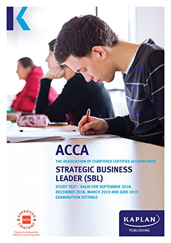 Strategic Business Leader (English Edition)