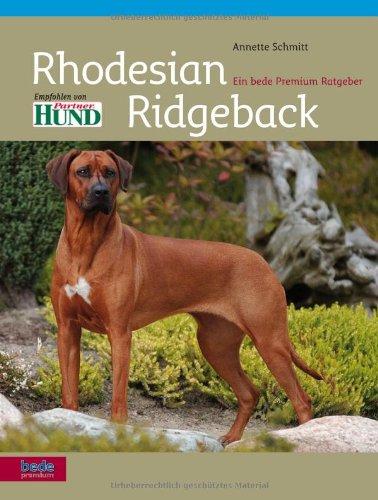 Rhodesian Ridgeback bede-Premium